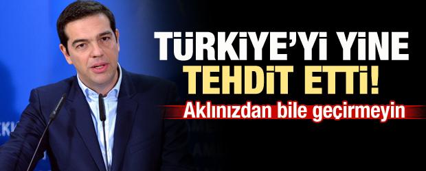Çipras'tan Türkiye'ye uyarı! Aklından bile geçirme
