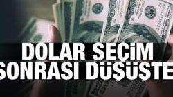 Dolar Düşüşde