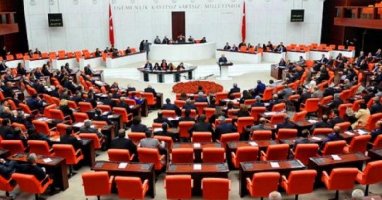 13 milletvekili hakkında dokunulmazlık fezlekesi Meclis'e gönderildi