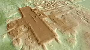 Mayaların en eski ve en büyük yapısı bulundu