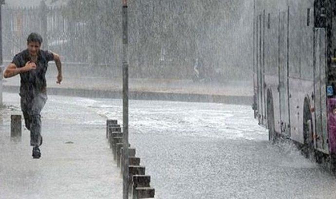 Marmara ve Karadeniz için sağanak uyarısı