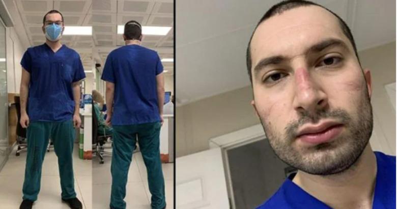 Koronavirüse Yakalanan 28 Yaşındaki Acil Hekimi Uyardı: Nasılsa Genciz Ayakta Atlatırız, Demeyin!