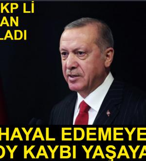 Abdüllatif Şener: AKP hayal edemeyeceği bir oy kaybı yaşayacak