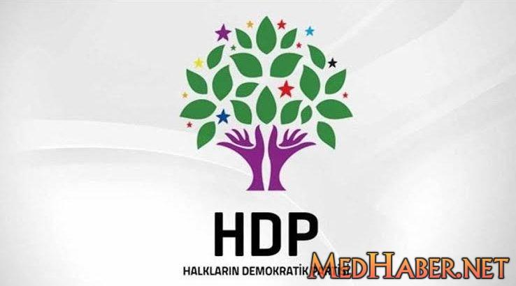 HDP belediye eşbaşkanını disipline sevk etti