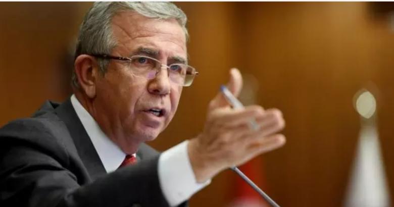Mansur Yavaş: AKP döneminde tonuna 60 dolar ödenen asfaltı 25 dolara alıyoruz Çünkü.