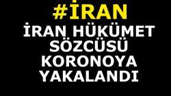 İranda Üst düzey yönetici Korona oldu