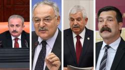 7 Temmuz'da gerçekleşecek Meclis Başkanlığı seçimleri için adaylar başvuruda bulundu