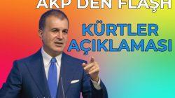 AK Partiden Biden li Kürt Açıklaması