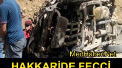 Hakkari'de Fecci Kaza