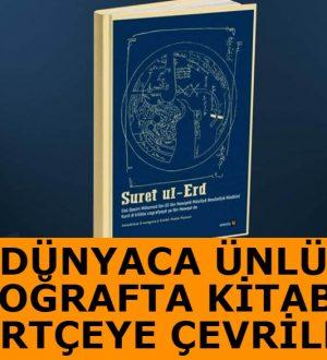 Dünyaca Ünlü coğrafya kitabı Kürtçe'ye çevrildi