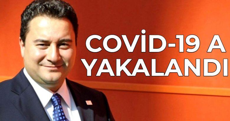 Ali Babacan'ın korona virüsü testi pozitif çıktı
