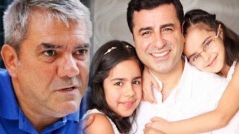 Yılmaz Özdil'den Demirtaş Tepkisi: Hapisteki bir Babanın.