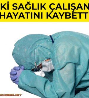 Türk Tabipleri Birliği, Açıkladı 2 Sağlık Çalışanı Daha Yaşamını Yitirdi.