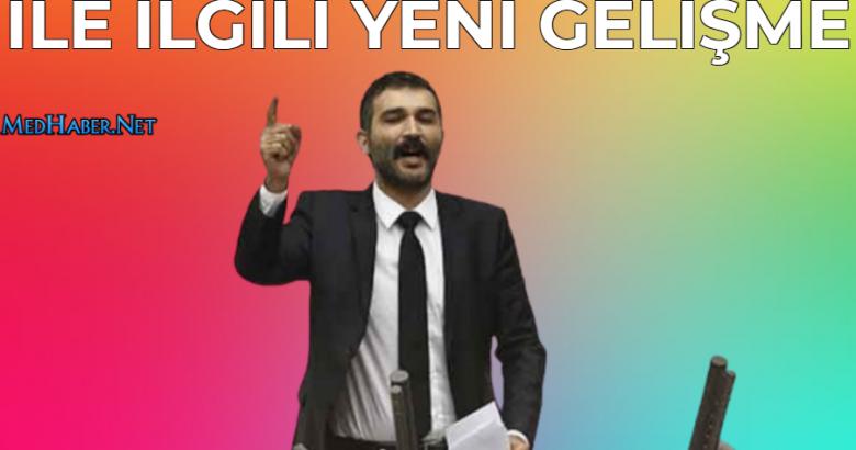 Milletvekili Barış Atay'a Kadıköy'de saldıran bir kişinin gözaltına alındığı aktarıldı
