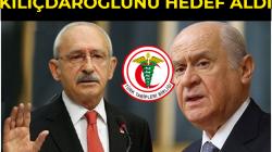 Bahçeli TTB'yi ziyaret eden Kılıçdaroğlu'na Sert Sözler