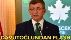Davutoğlundan HDP Açıklaması