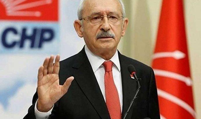 Kılıçdaroğlu'ndan 'Cumhurbaşkanı adayı' açıklaması