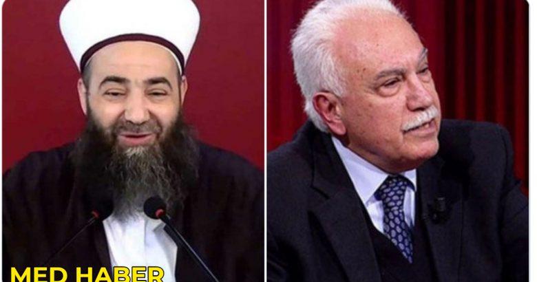 'Cübbeli Ahmet' Doğu Perinçek'e teşekkür etti: Vatanseverlikte buluştuk Çünkü