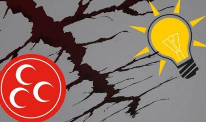 MHP'den AKP'yi çok kızdıracak ittifak itirafı