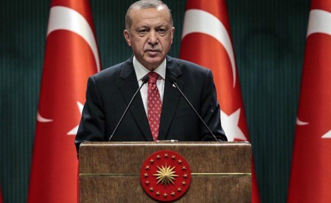 Erdoğan açıkladı! Koronavirüs kısıtlamaları geldi.
