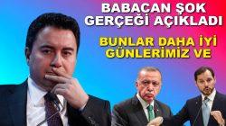 Ali Babacan Bu Daha İyi Günlerimiz Dedi Ve Açıkladı