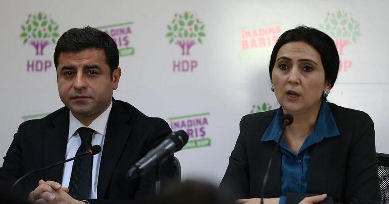 Demirtaş ve Yüksekdağ'dan 4 Kasım açıklaması: HDP yayınladı