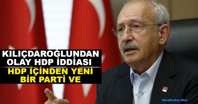 Kılıçdaroğu HDP Üzerinde Çalışmalar Ve
