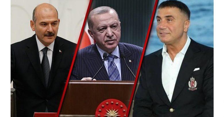 'Erdoğan Sedat Peker konusunda Süleyman Soylu'yu uyardı' iddiası