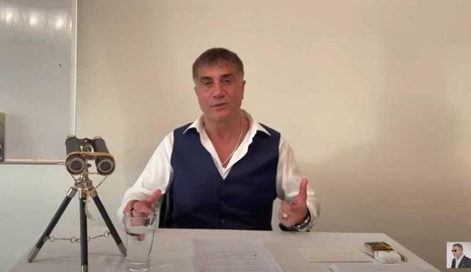 Sedat Peker'den yeni iddia: Süleyman Soylu, Peker için 14 kişilik…