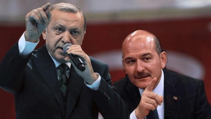 Saray'dan Süleyman Soylu'ya Giden Mesaj Ortaya Çıktı