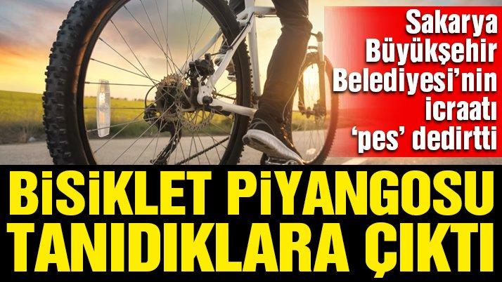 AKP'li belediye, Dünya Bisiklet Günü dolasıyla kentte 10 kişiye çekilişle bisiklet hediye edileceğini duyurdu. Kazananlar arasında, AKP Kadın Kolları Başkanı, AKP'ye yakın sendika başkanının eşi ve AA muhabiri de var.