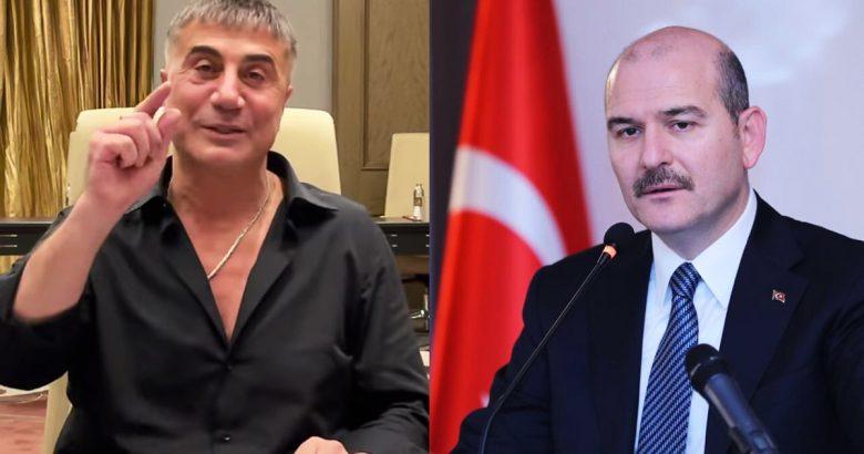 Soylu ile Sedat Peker'in aynı davada müşteki oldukları ortaya çıktı