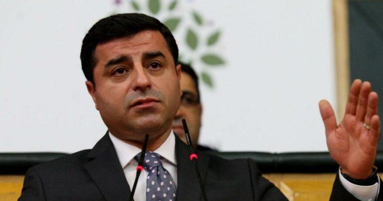 Avrupa Konseyi Bakanlar Komitesi'nden Demirtaş hakkında Türkiye'ye tarih verdi