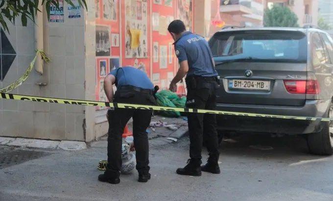 Urfa'da poliselere saldırı