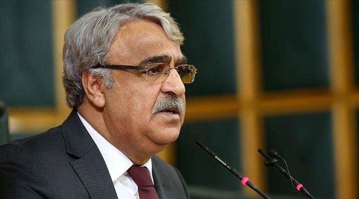 HDP Eş Genel Başkanı Sancar: Saldırı hakkında açıklama yaptı