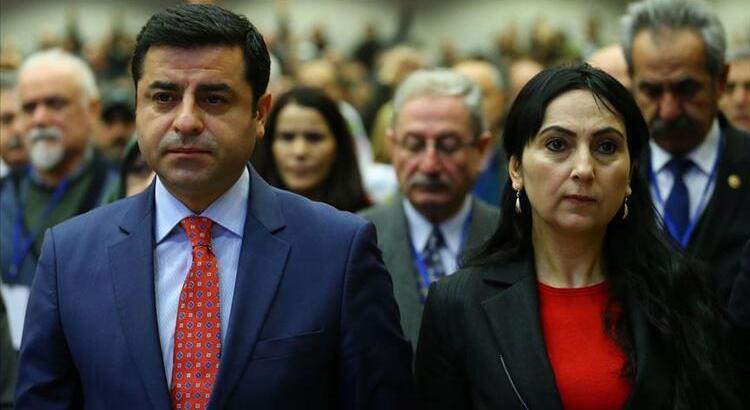 HDP'NİN DEMİRTAŞ VE YÜKSEKDAĞ KAMPANYASI
