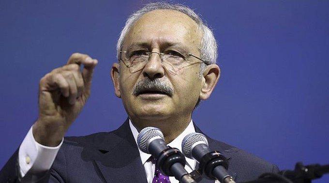Kuşoğlu, CHP'nin Cumhurbaşkanı adayını açıkladı
