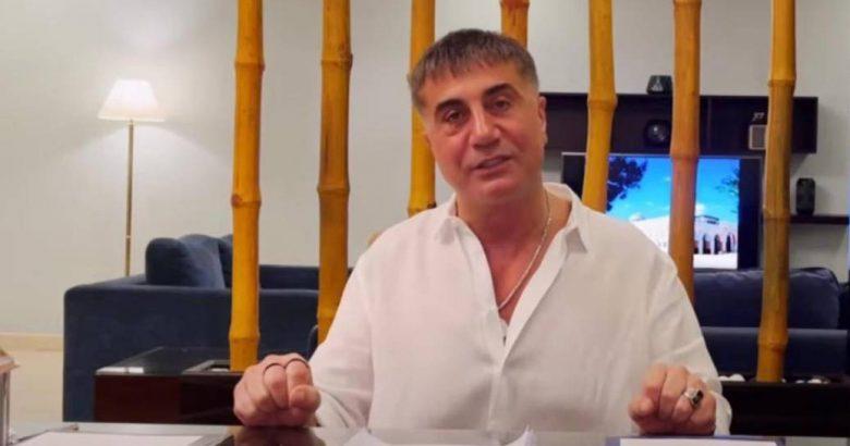 Gözlerden kaçan detay… Sedat Peker uzun süre sonra AKP'yi hedef aldı