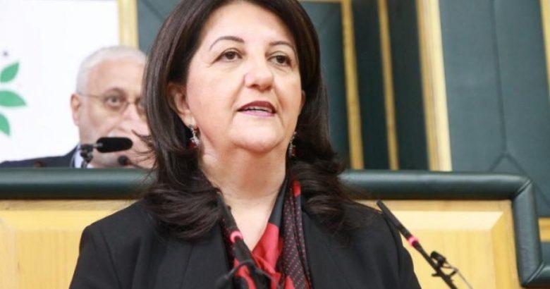 Pervin Buldan: Bizim Millet İttifakı'ndan da bir beklentimiz yok