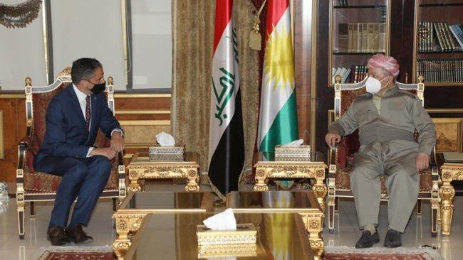 ABD'den flash Kürdistan çıkışı