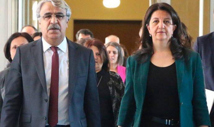HDP'nin kapatmaya karşı üç planı belli oldu