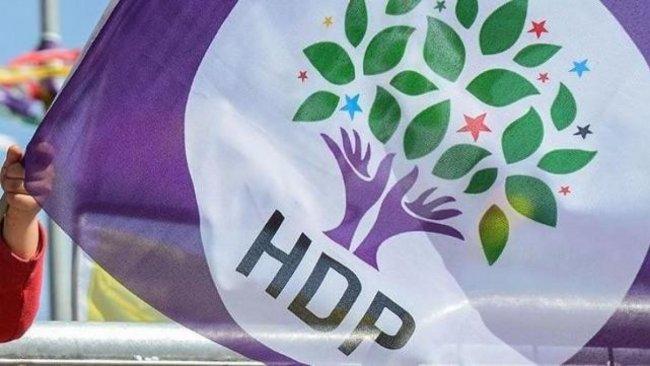HDP'Lİ EŞBAŞKANA SORUŞTURMA