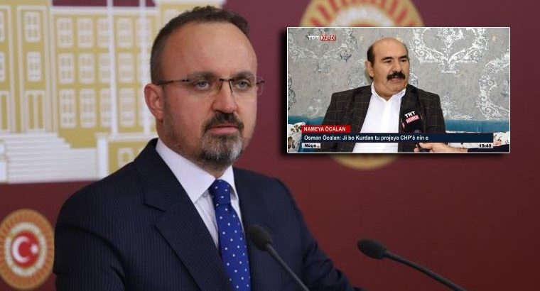 "AKP'den ""Osman Öcalan"" savunması"