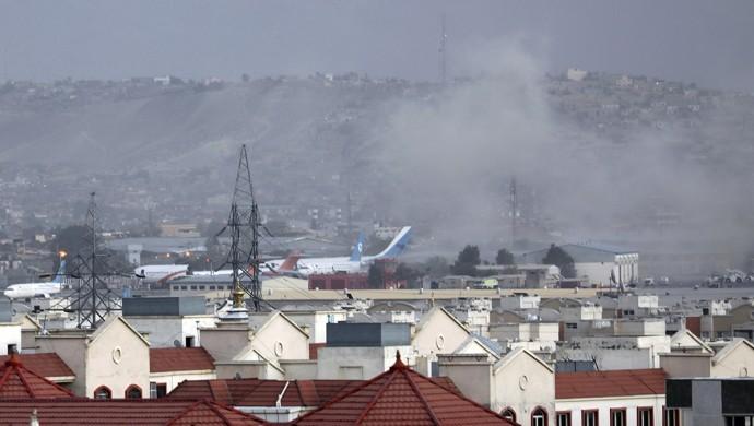 Kabil'de can kaybı artıyor: 13'ü ABD askeri 90 ölü