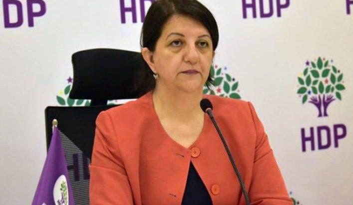 HDP: Demirtaş'ı Cumhurbaşkanı yapmak için yola devam ediyoruz