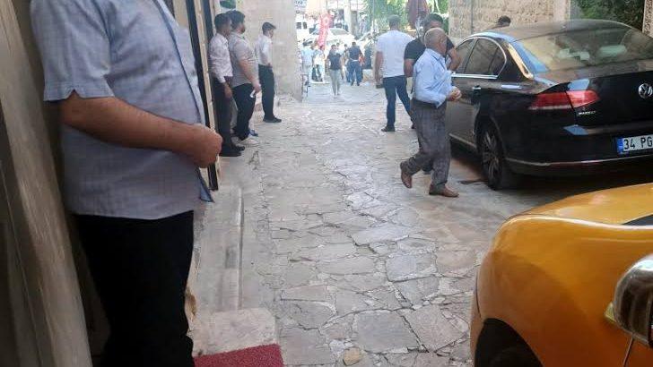 Mardin'de esnaflar arasında silahlı çatışma