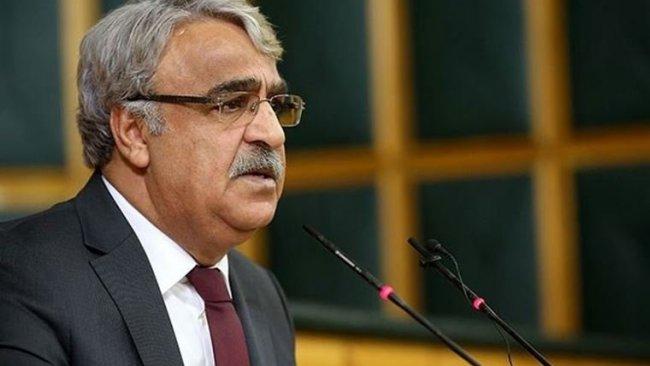 Sancar: Kürt meselesinde demokratik çözüm HDP'nin varoluşudur