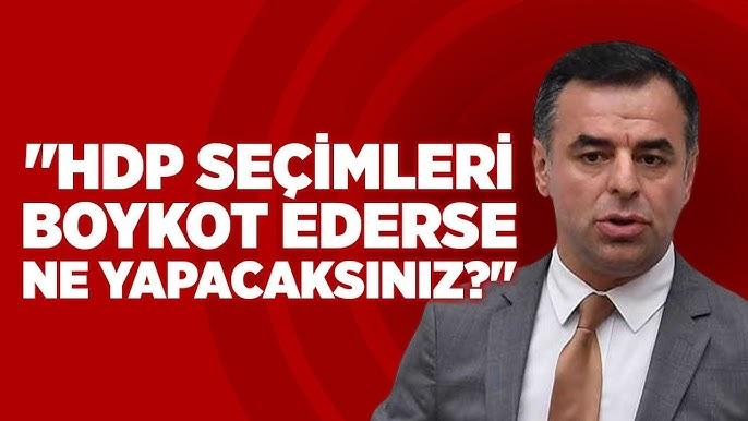 Yavuz Ağıralioğlu'nun 'HDP meşru değildir' sözlerine Barış Yarkadaş'tan sert çıkış !